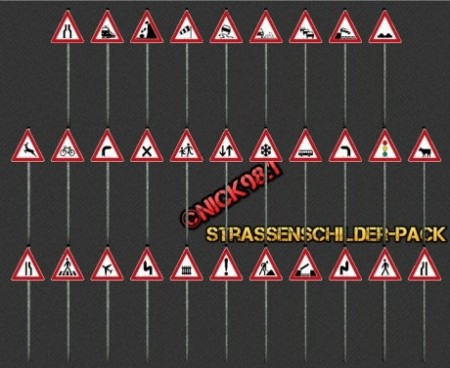 Road-Signs-Pack-v-3.1-460x377